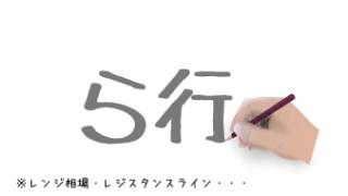 初心者さんが知って得するバイナリーオプション用語集【ら行】